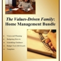 Home Management Bundle