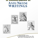 A Concordance of Ante-Nice Writings paperback