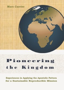 Pioneering the Kingdom front cover reduced